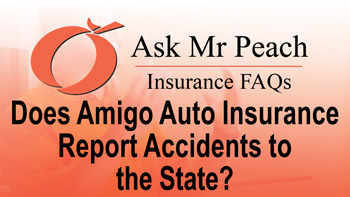 Does Amigo Auto Insurance Report Accidents to the State?